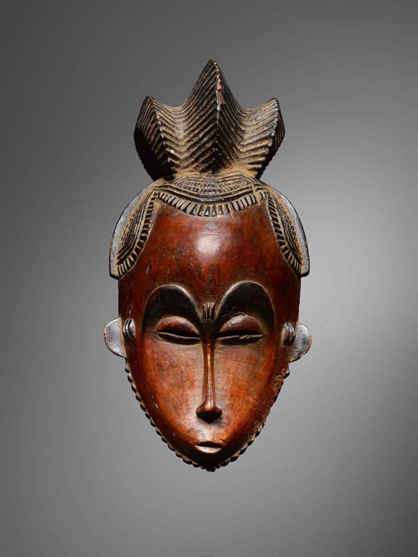 Yaouré Mask